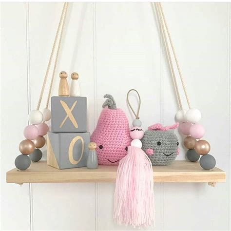 Diy Shelves Baby Room
